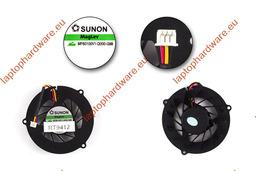 Acer Aspire 5241G, 5541G, 5732, 5732Z használt laptop hűtő ventilátor (MF60100V1-Q000-G99)