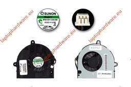Packard Bell TK11, TK81, TK85, TK87 használt laptop hűtő ventilátor (MF60120V1-C040-G99)