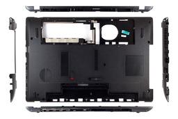 Acer Aspire 5253, 5742 laptophoz gyári új alsó fedél (UMA SLIM ODD), 60.R4F02.010