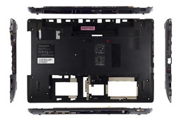 Packard Bell EasyNote TK81, Acer Aspire 5742G, 5742ZG laptophoz használt alsó fedél, bottom case cover, 60.R5202.002