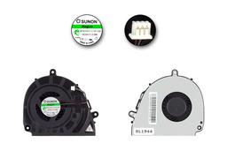 Acer Aspire 5750, 5755, E1-571, V3-571 laptophoz használt hűtő ventilátor, MF60090V1-C190-G99