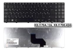 Acer Aspire 5516, 5517, 7715, eMachines E625 gyári új magyar laptop billentyűzet (KB.I170A.126, KB.I1700.424)