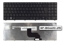 Acer eMachines E725 sorozat fekete magyar laptop billentyűzet