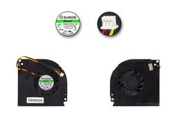 Acer Aspire 5620, 9300, Travelmate 5520, 5530 használt laptop hűtő ventilátor (ZB0507PGV1-6A)