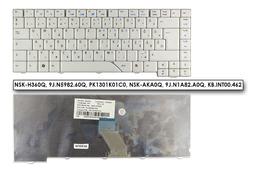 Acer Aspire 5730, 5730G használt magyar szürke laptop billentyűzet (NSK-H360Q)