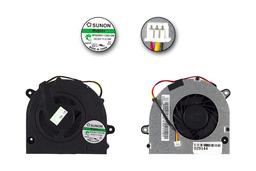 Acer Aspire 5732, Toshiba Satellite L500 gyári új laptop hűtő ventilátor (MF60090V1-C000-G99)