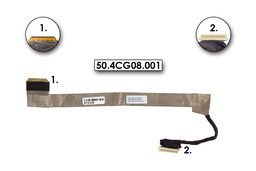 Acer Aspire 5740, 5740DG laptophoz használt kijelző kábel,  (50.4CG08.001)
