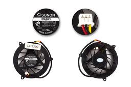 Acer Aspire 5920, 5920G gyári új laptop hűtő ventilátor (GC055515VH-A)