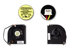 Acer Aspire 5930, 5930G Gyári Új laptop hűtő ventilátor, Forcecon, 23.10208.011