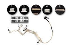 Acer Aspire 6530G, 6930, 6930G laptophoz LCD kijelző kábel, DD0ZK2LC300