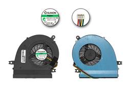 Acer Aspire 6920, 6920G, 6935, 6935G gyári új laptop hűtő ventilátor (MF60120V1-C181-S9A)