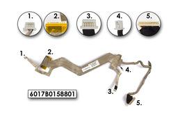 Acer Aspire 6920, 6920G, 6935 laptophoz használt LCD kábel, 6017B0158801