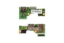 Acer Aspire 6920, 6935 laptophoz használt USB panel, USB board, 6050A2187801