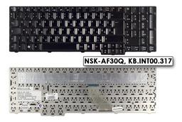 Acer Aspire 6930, 8930G, 9300, 9400 magyar fényes fekete gyári új laptop billentyűzet, KB.INT00.317