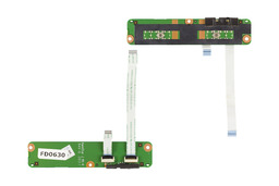 Acer Aspire 6935 használt Touchpad gomb panel, Button Board & Cable, Touchpad Cable