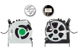 Acer Aspire 7230, 7530, 7630, 7630Z, 7730 gyári új laptop hűtő ventilátor (AB8605HX-HB3)