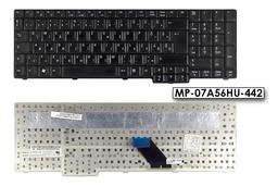 Acer Aspire 7520, 7720, 8920, 9300, 9400 magyar matt fekete használt billentyűzet (MP-07A56HU-442)