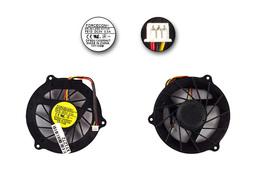 Acer Aspire 7535, 7735, 7738 gyári új laptop hűtő ventilátor (DFS541305MH0T, F81D)