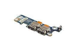 Acer Aspire 7720 laptophoz használt USB, Infra panel LS-3551P