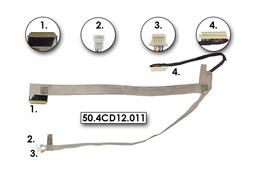 Acer Aspire 7735 laptophoz használt LCD kábel, 50.4CD12.011
