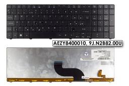 Acer Aspire 8935G, 8942G használt angol magyarított háttérvilágításos laptop billentyűzet (AEZY8400010)