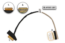 Acer Aspire E1-522 gyári új LCD kijelző kábel (50.M81N1.004, 50.4YU01.001)