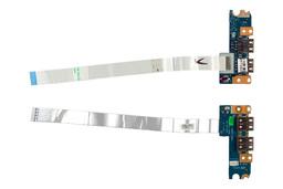 Acer Aspire E1-531, E1-571 használt laptop USB panel (55.M09N2.002, LS-7911P)