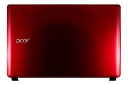 Acer Aspire E1-570, E1-572, E1-532 laptophoz gyári új bordó LCD hátlap (60.MHGN2.002)