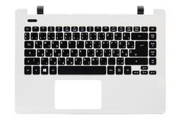 Acer Aspire E5-411, E5-421, E5-471 gyári új magyar fehér laptop billentyűzet modul (60.MQDN7.027)
