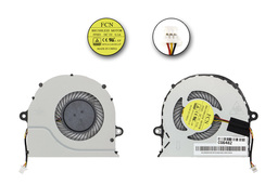 Acer Aspire E5-471, V3-472, Travelmate P246-M gyári új laptop hűtő ventilátor (23.MLNN7.001, DFS561405FL0T FFHD)