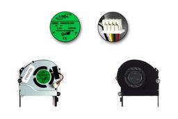 Acer Aspire One 521, ZH8, ZH9 laptop hűtő ventilátor, (AB6505HX-GBB)