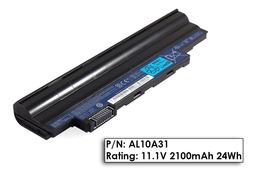 Acer Aspire One 522, 722, D255, D260, D270 használt 3 cellás, 25% laptop akku/akkumulátor (AL10A31)