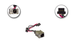 Acer Aspire One 532h, NAV50 DC tápaljzat, DC power jack connector
