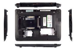 Acer Aspire One D150 fekete használt alsó burkolat AP06F000400