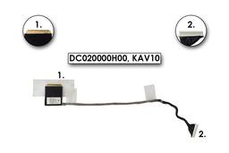 Acer Aspire One D150 laptophoz használt kijelző kábel, DC020000H00