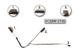 Acer Aspire One D260,PAV70 laptophoz használt LCD kábel, LCD cable, DC020012Y50