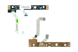 Acer Aspire One Happy-2DQgrgr, PAV70, használt Touchpad gomb panel, Button Board & Cable, Touchpad Cable, LS-5653P