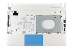 Acer Aspire One HAPPY2 laptophoz gyári új fehér-kék felső fedél touchpaddal (60.SFY07.001)