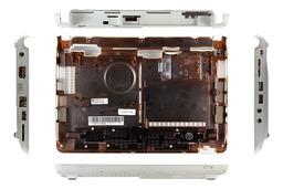 Acer Aspire One ZG3, ZG5 fehér alsó fedél, bottom case, FOX3RZG5BST