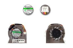 Acer Aspire One ZG3, ZG5 gyári új laptop hűtő ventilátor, GC053507VH-A