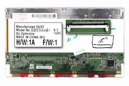 Acer Aspire One ZG5 fényes, érték csökkent, csíkos netbook kijelző