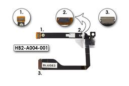 Acer Aspire S3-391 gyári új LCD kábel, HB2-A004-001