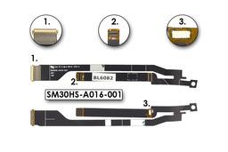 Acer Aspire S3-951 gyári új LCD kábel, SM30HS-A016-001