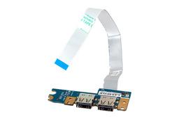 Acer Aspire V3-531, Packard Bell EasyNote TV43HC laptophoz gyári új USB panel (55.M03N2.002)