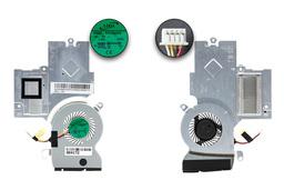 Acer Aspire V5-121, Aspire One 725 gyári új komplett laptop hűtés (60.SGPN7.012, TA00003 ZHG)