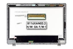 Acer Aspire V5-132P gyári új fényes 11.6'' (1366x768) eDP laptop Slim kijelző modul (AUO B116XAN03.2, 6M.M91N1.001)