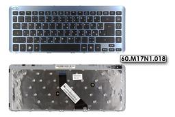 Acer Aspire V5-431, V5-471 gyári új magyar nyelvű kék WIN7 laptop billentyűzet (60.M17N1.018)