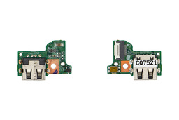 Acer Aspire V5-472, V7-581 gyári új laptop USB panel (55.M9YN7.001)