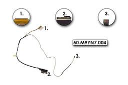 Acer Aspire V5-552, V5-572, V7-581 gyári új laptop LCD kijelző kábel (50.M9YN7.004)