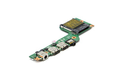 Acer AspireV5-121, Aspire One 725 használt laptop DC/USB/AUDIO panel (55.SGPN7.001)